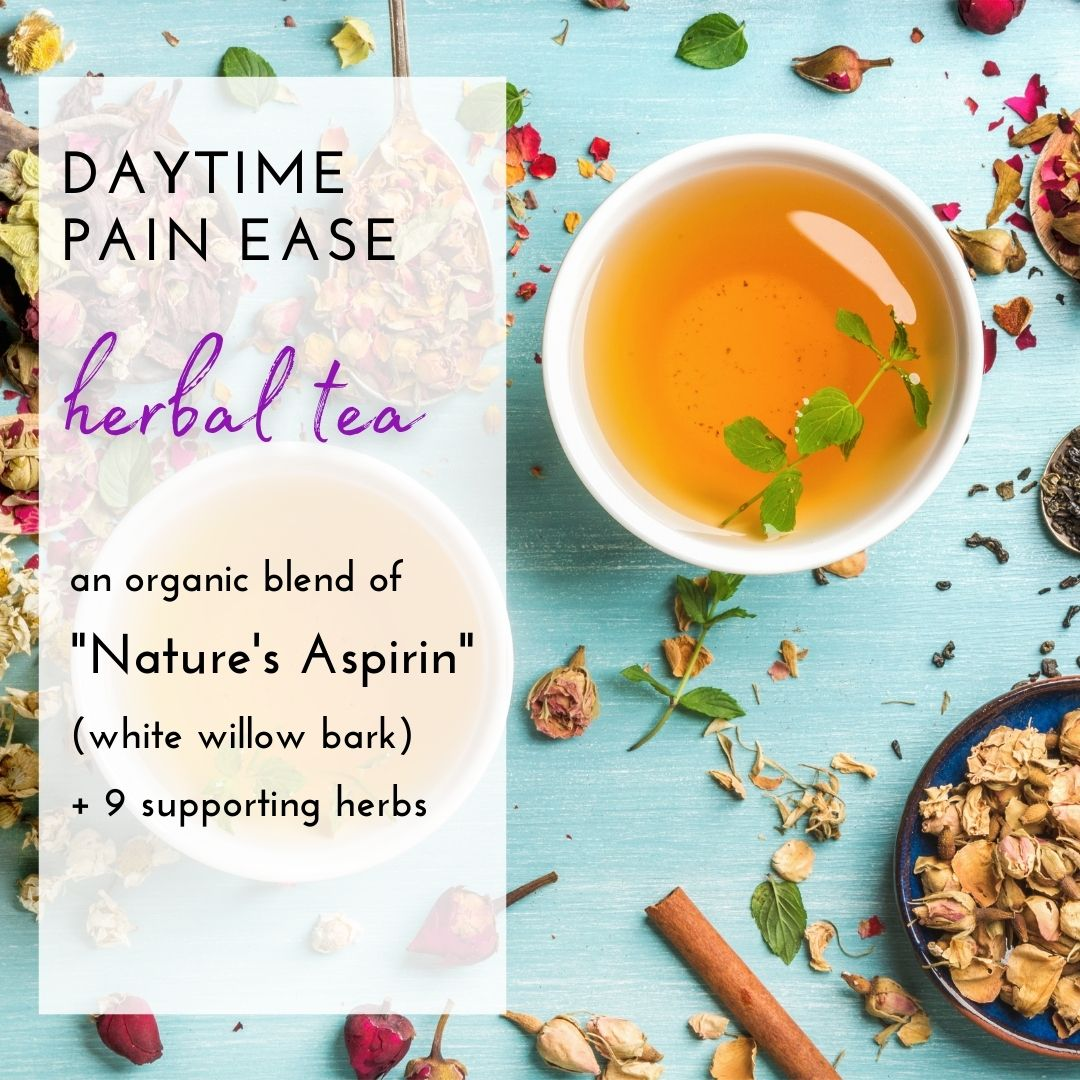 Daytime Pain Ease Herbal Tea