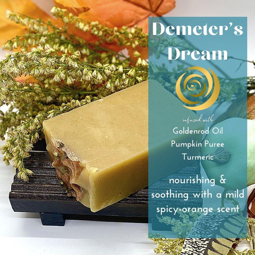 Demeter's Dream Organic Soap