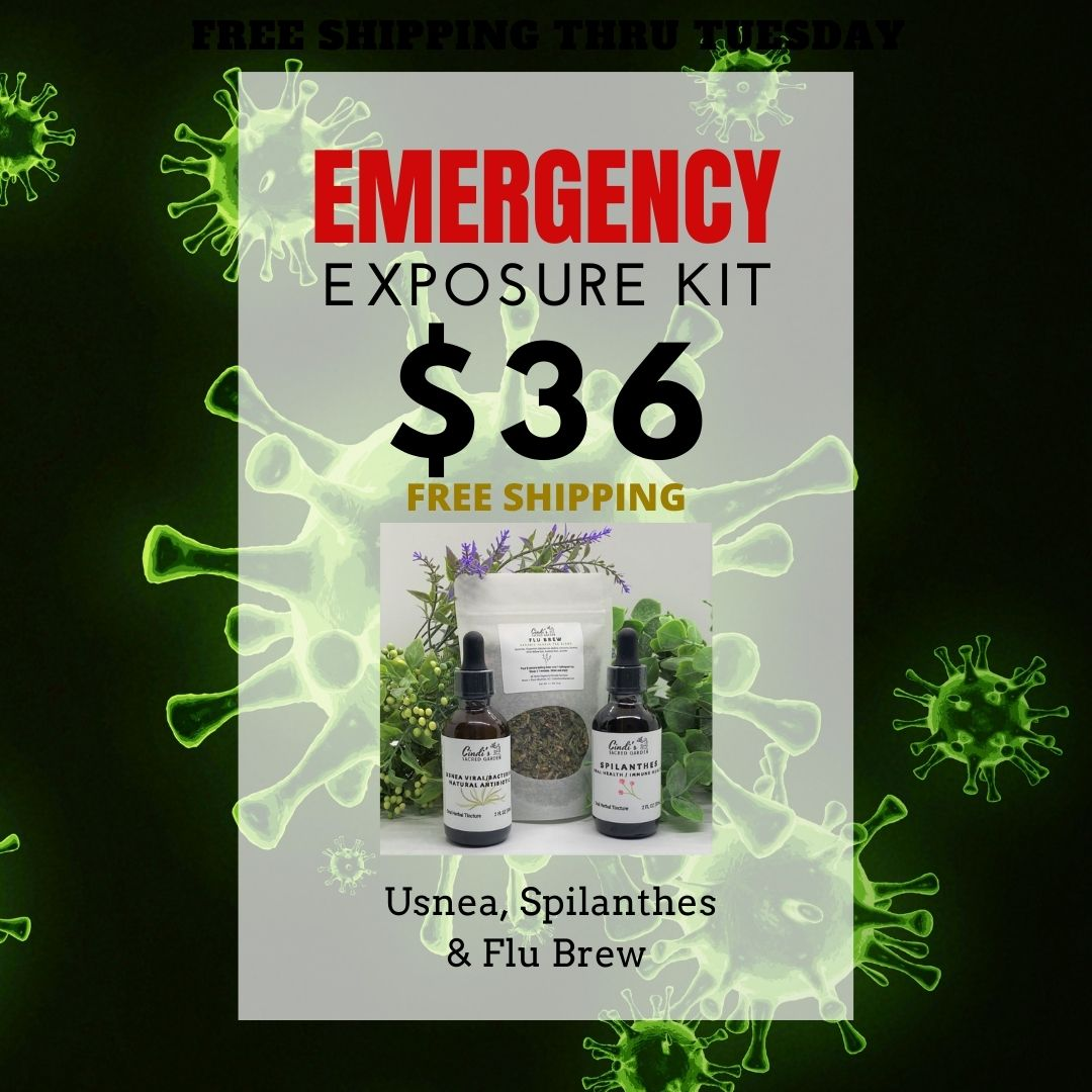 Emergency Exposure Kit with Free Shipping
