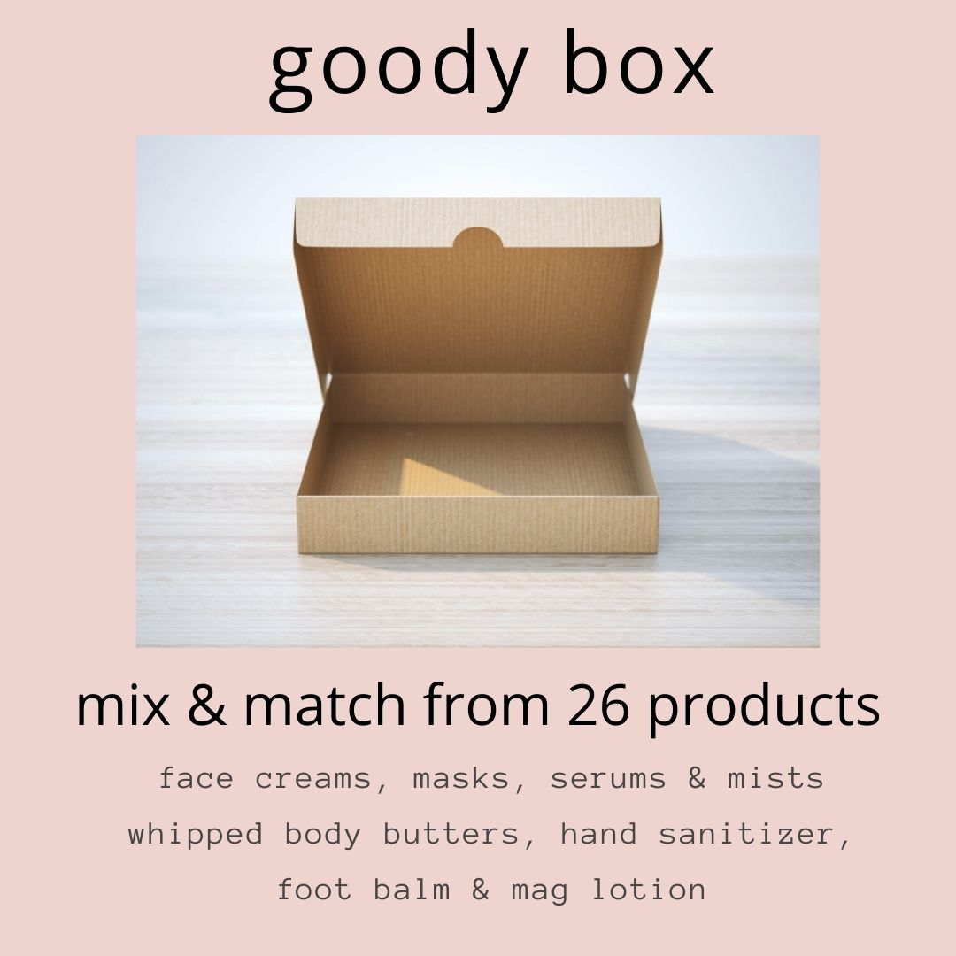 Create your own Goody Box from Cindi's