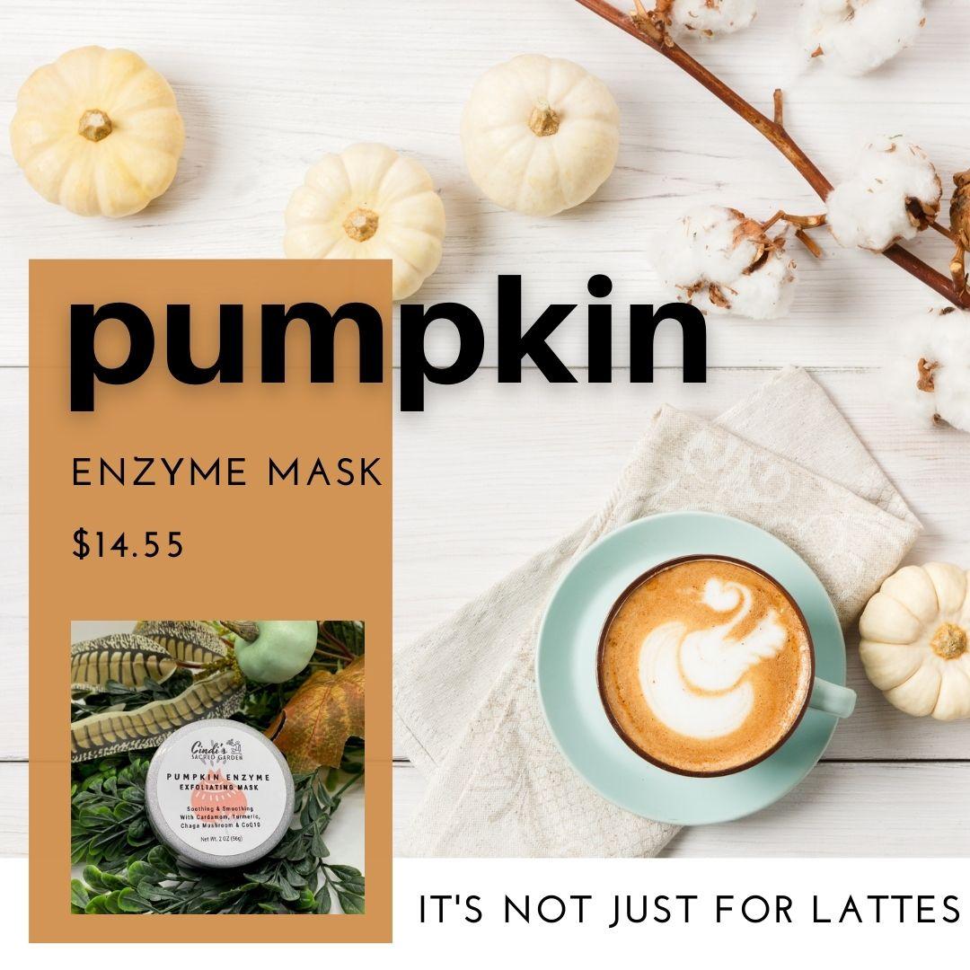 Pumpkin Enzyme Exfoliating Mask