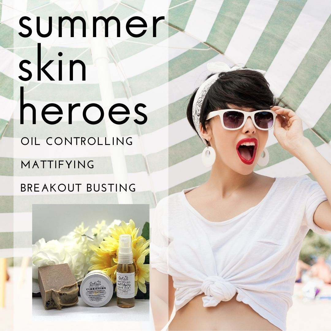 Summer Skin Heroes Collection