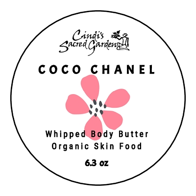 Coco Chanel 6.3 Ounce Whipped Body Butter