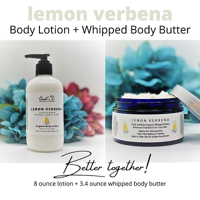 Lemon Verbena Skin Care Combo