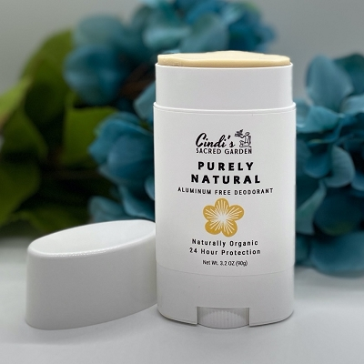 Purely Natural Unscented Deodorant