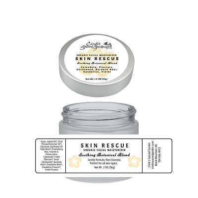 Skin Rescue Facial Cream
