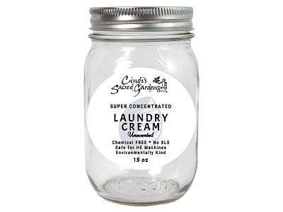 Purely Natural Super Concentrated Laundry Cream