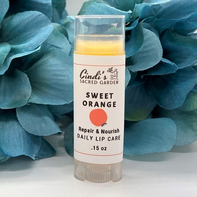 Sweet Orange Ultimate Lip Balm