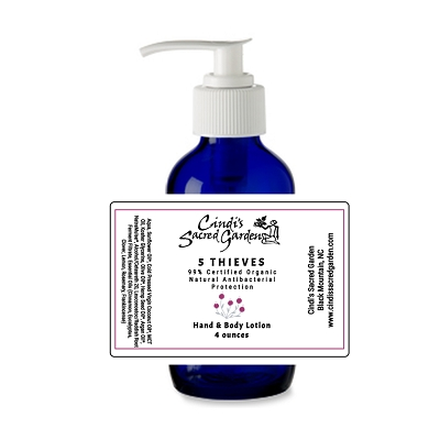 5 Thieves Antibacterial Lotion