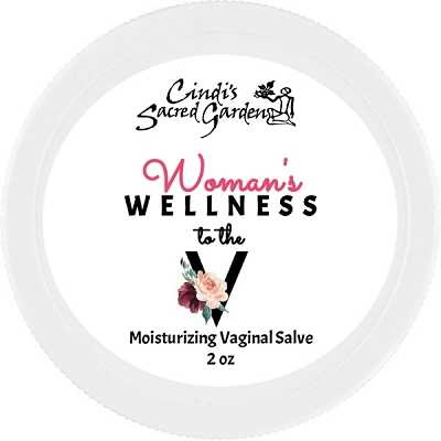 Wellness to the V - Moisturizing Salve