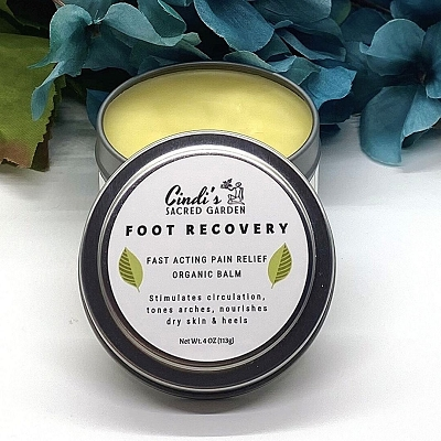 Foot Recovery Balm
