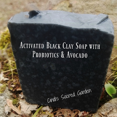 Activated Charcoal Organic Soap
