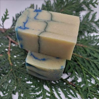 Blue Ridge Organic Soap