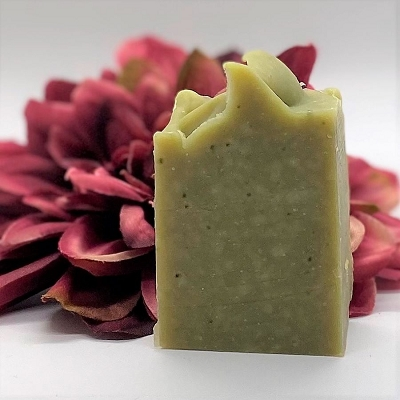 Cucumber Aloe pH Balanced Organic Soap