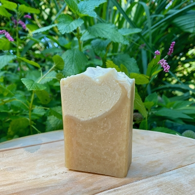 Ginger Beer + Lime Organic Soap