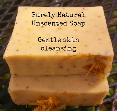 Purely Natural Organic Soap