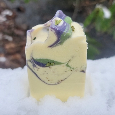Sacred White Sage and Cedar Organic Soap