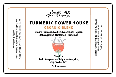 Turmeric Powerhouse Powder