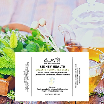 Kidney Health Herbal Tea - Small Pouch