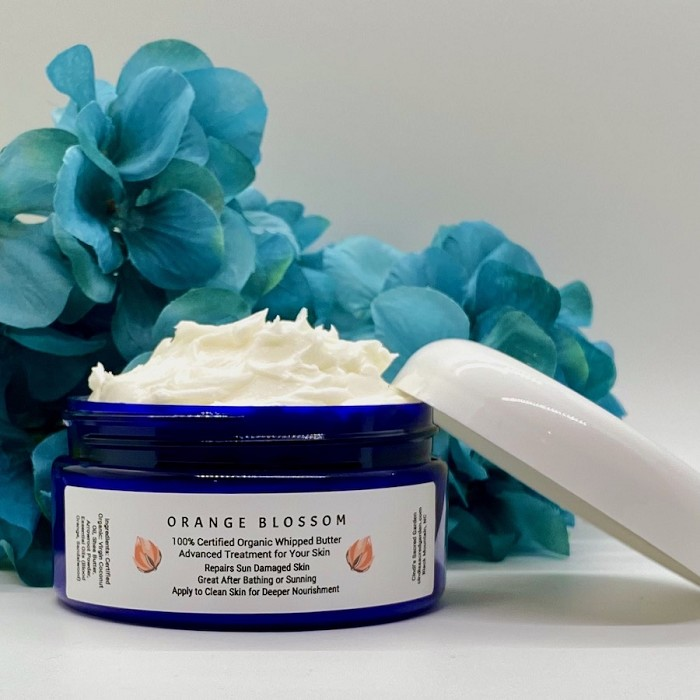 Orange Blossom 6.3 Ounce Whipped Body Butter