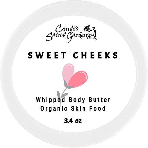 Sweet Cheeks Whipped Body Butter