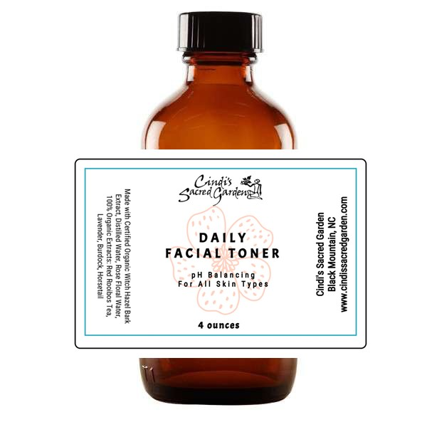Daily pH Balancing Facial Toner