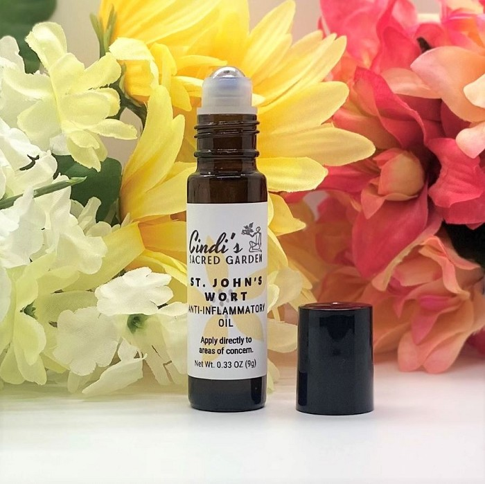 Saint John's Wort Oil Roll-On