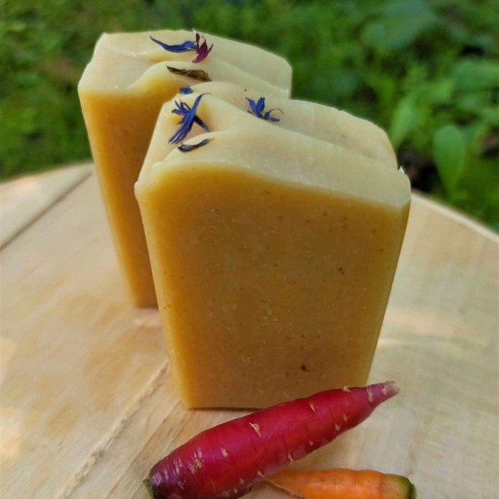 Skin Rescue Vitamin A Organic Soap